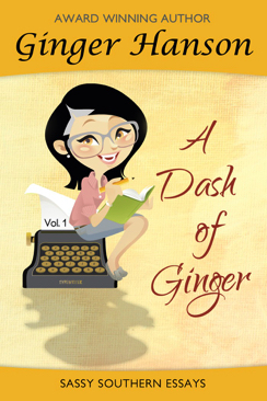 A Dash of Ginger book cover